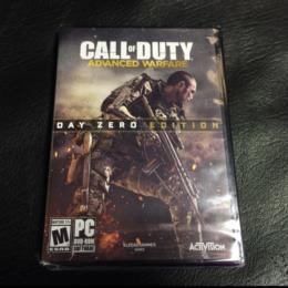 CALL OF DUTY: ADVANCED WARFARE DAY ZERO EDITION (US) by SLEDGEHAMMER GAMES