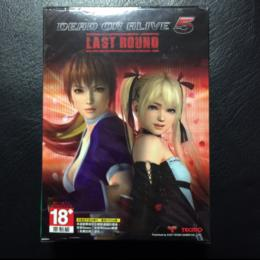 DEAD OR ALIVE 5 LAST ROUND (Taiwan) by Team NINJA