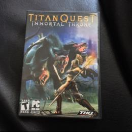 TITAN QUEST: IMMORTAL THRONE (US) by IRON LORE