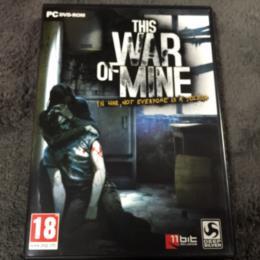 THIS WAR OF MINE (EU) by 11bit studios