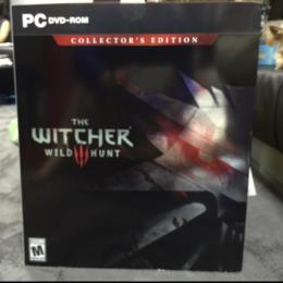 THE WITCHER III COLLECTOR'S EDITIOM (US) by CD PROJEKT