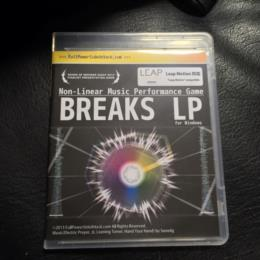 BREAKS LP (Japan) by FullPowerSideAttack.com