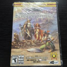 REALMS OF ARKANIA: BLADE OF DESTINY GOLD EDITION (US) by Crafty Studios