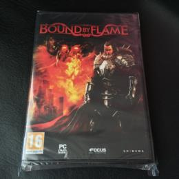 BOUND BY FLAME (EU) by SPIDERS