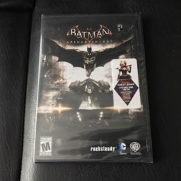 BATMAN: ARKHAM KNIGHT (US) by rocksteady
