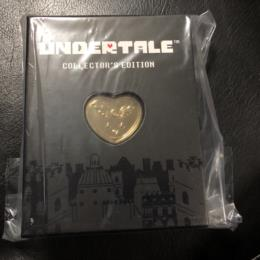 UNDERTALE COLLECTOR'S EDITION (US) + Artbook by Toby Fox