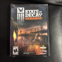 STATE OF DECAY YEAR-ONE SURVIVAL EDITION (US) by UNDEAD LABS