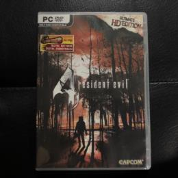 resident evil 4 ULTIMATE HD EDITION (Asia) by CAPCOM