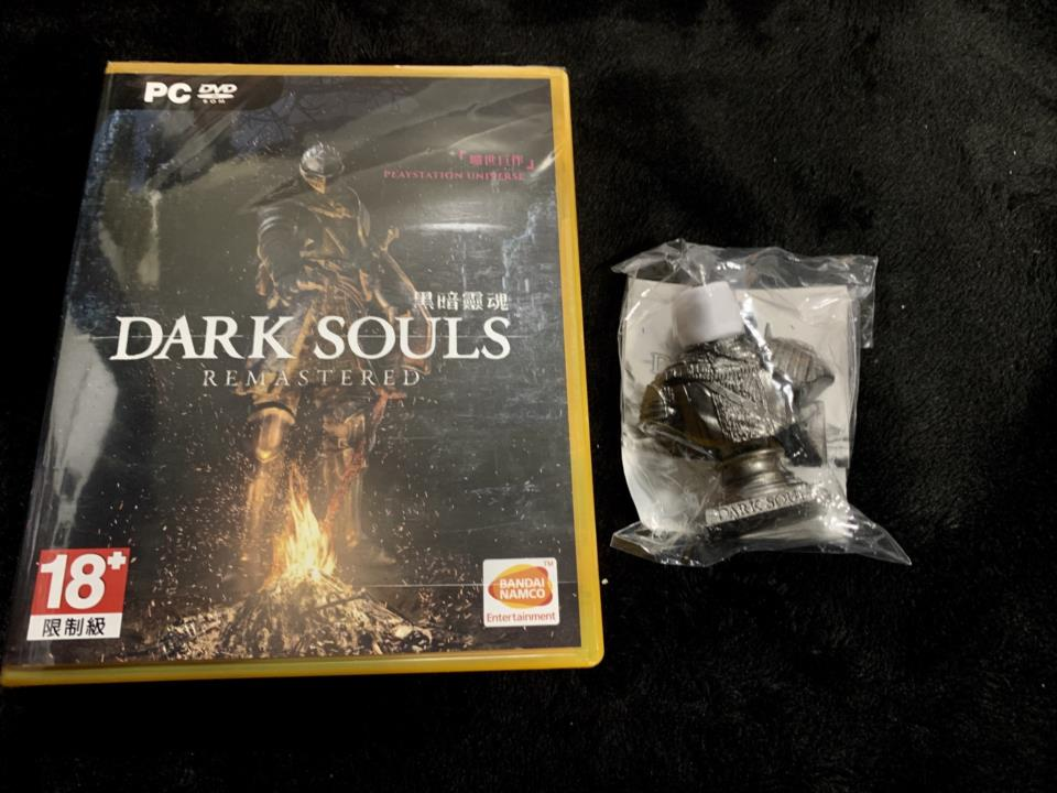 DARK SOULS REMASTERED (Taiwan) by FROM SOFTWARE