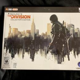THE DIVISION COLLECTOR'S EDITION (US) by MASSIVE