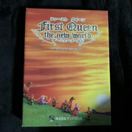 First Queen: the new world (Japan) by KSK