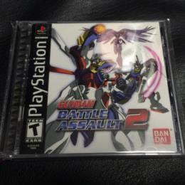GUNDAM BATTLE ASSAULT 2 (US) by NATSUME