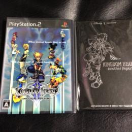 KINGDOM HEARTS II FINAL MIX+ Limited Package + ANOTHER REPORT (Japan) by SQUARE ENIX