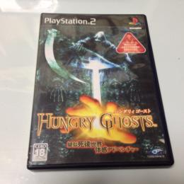 HUNGRY GHOSTS (Japan) by DEEPSPACE