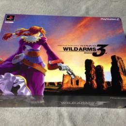 WILD ARMS Advanced 3rd Premium Box (Japan) by MEDIA.VISION