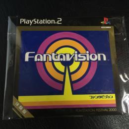 Fantavision Premium Disc (Japan) by SONY
