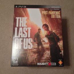 THE LAST OF US POST-PANDEMIC EDITION (US) by NAUGHTY DOG