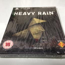 HEAVY RAIN hmv COLLECTOR'S EDITION (UK) by quanticdream