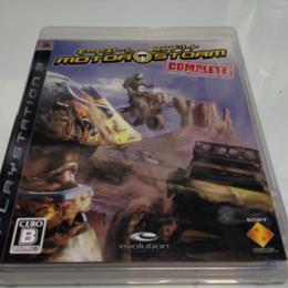MOTOR STORM COMPLETE (Japan) by evolution studios