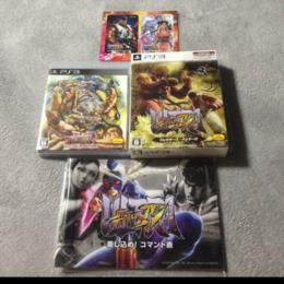 ULTRA STREET FIGHTER IV e-CAPCOM Limited Version (Japan) by Dimps