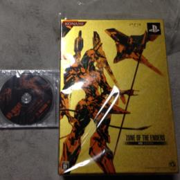 ZONE OF THE ENDERS HD EDITION PREMIUM PACKAGE + HD NIGHT DVD (Japan) by HEXADRIVE