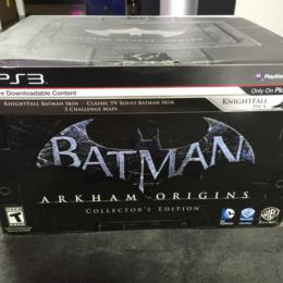 BATMAN: ARKHAM ORIGINS COLLECTOR'S EDITION (US) by WB GAMES MONTREAL