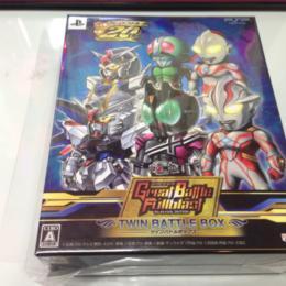 Great Battle Fullblast TWIN BATTLE BOX (Japan) by Inti Creates