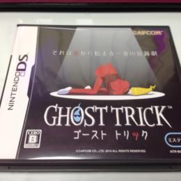 GHOST TRICK (Japan) by CAPCOM