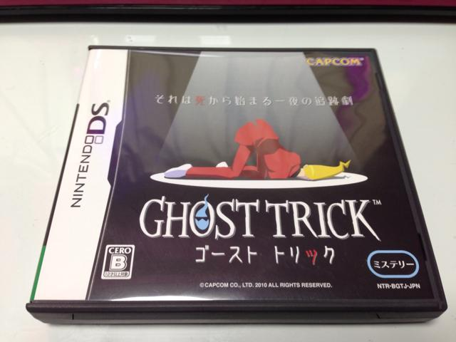 GHOST TRICK (Japan) by CAPCOM