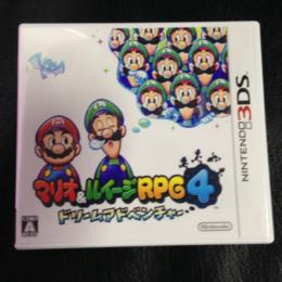 Mario & Luigi RPG 4 (Japan) by AlphaDream
