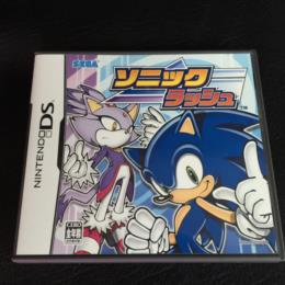 SONIC RUSH (Japan) by Dimps