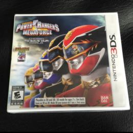 POWER RANGERS MEGAFORCE (US) by ASPECT