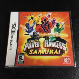 POWER RANGERS SAMURAI (US) by INTI CREATES