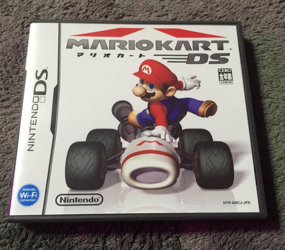 MARIO KART DS (Japan) by Nintendo