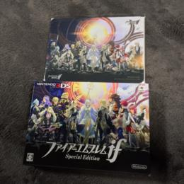 Fire Emblem if Special Edition Amazon.co.jp Limited Edition (Japan) by INTELLIGENT SYSTEMS