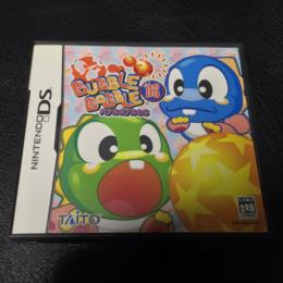BUBBLE BOBBLE DS (Japan) by Dreams