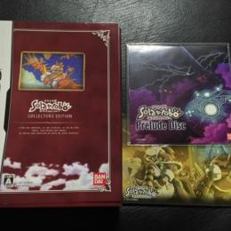Solatorobo Collectors Edition + Prelude Disc (Japan) by CyberConnect2