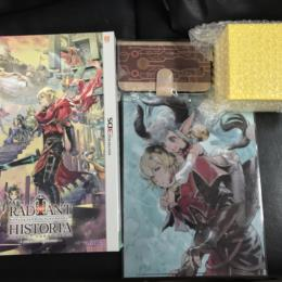 RADIANT HISTORIA PERFECT CHRONOLOGY PERFECT EDITION Famitsu DX Pack (Japan) by ATLUS