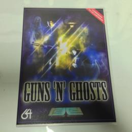 GUNS 'N' GHOSTS (EU) by Georg Rottensteiner & Trevor Storey
