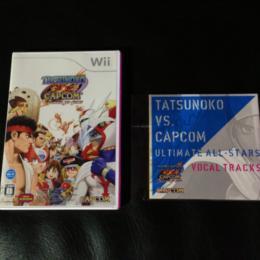 TATSUNOKO VS. CAPCOM ULTIMATE ALL-STARS + Preorder CD (Japan) by 8ing