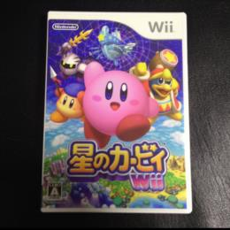 Kirby Wii (Japan) by HAL