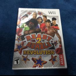 READY 2 RUMBLE REVOLUTION (US) by AKI