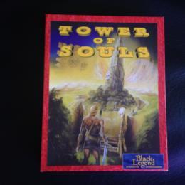 TOWER OF SOULS (EU) by PARYS TECHNOGRAFX