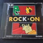 ROCK ON (Japan) by BIG CLUB