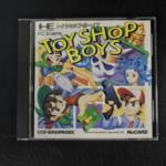 TOY SHOP BOYS (Japan) by Mutech