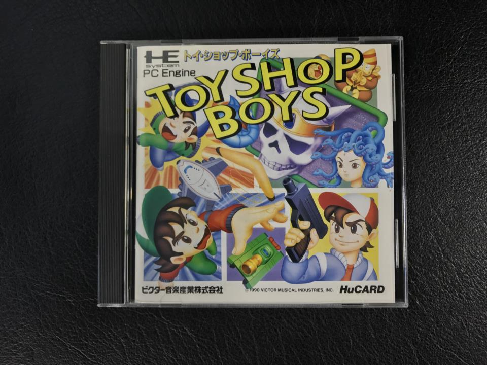 TOY SHOP BOYS (Japan) by Mutech (Vertical Shooter Used