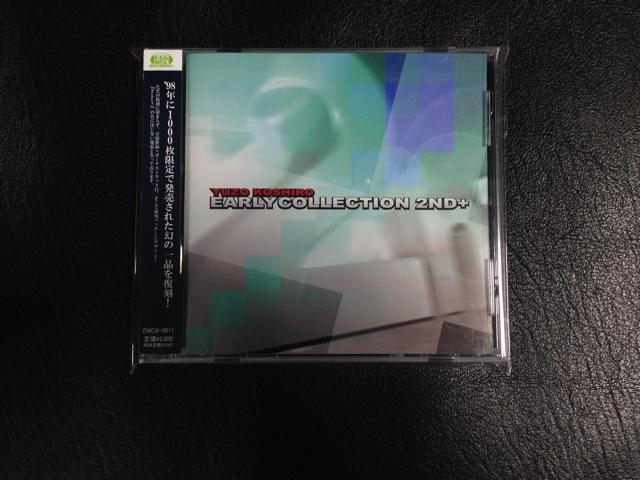 YUZO KOSHIRO EARLY COLLECTION 2ND+ (Japan)