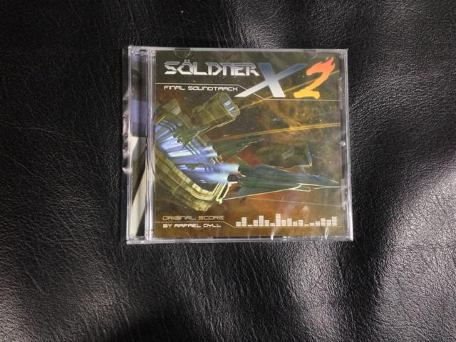 SOLDNER X2 FINAL SOUNDTRACK (EU)