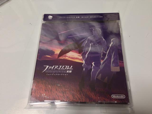 FIRE EMBLEM: Awakening MUSIC SELECTION (Japan)