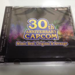 30TH ANNIVERSARY CAPCOM Music Best:Original & Arrange (Japan)